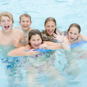 head lice at the pool