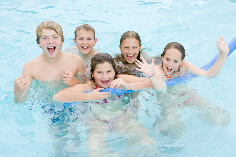 Let 39 s talk head lice and pool parties lice clinics of america for Can you get lice from a swimming pool