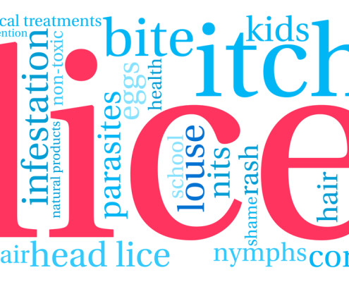 Head Lice Worries
