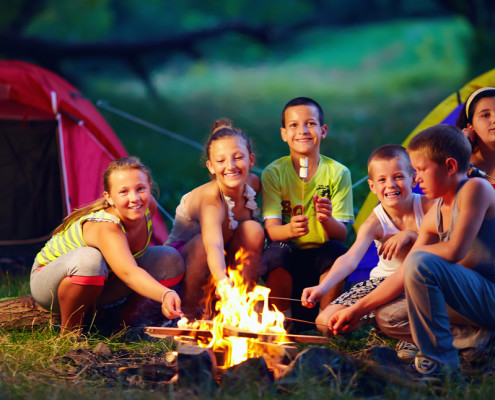 Keep Your Kids Lice Free at Summer Camp